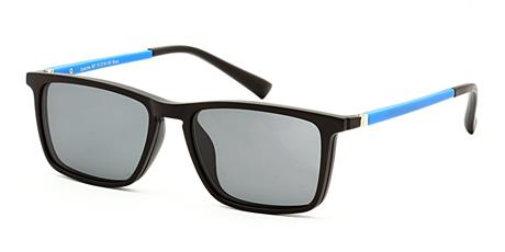 Cooline 057 blk/blue 2V1 51/16/142 + clip-on