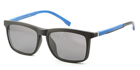 Cooline 056 blue/black 2V1 54/16/142 + clip-on