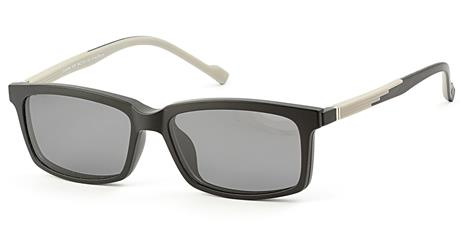 Cooline 058 grey/black 2V1 54/16/142 + clip-on