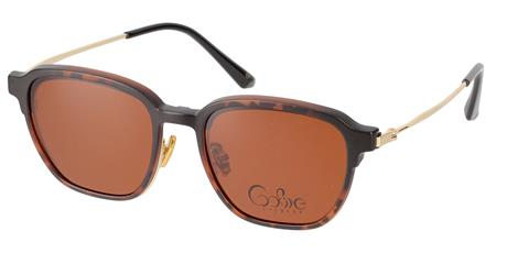 Cooline 117 demi brown 2V1 49/19/144 + clip-on