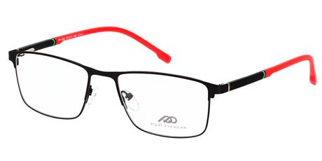 PP-302 c1A-1 black/red 53/17/140