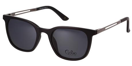 Cooline 125 black matt 2V1 49/20/145 + clip-on