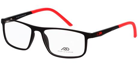 PP-306 c01G black/red 56/18/145